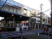 『池ノ上』駅
