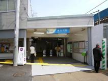 『東北沢』駅