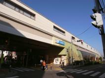 『千歳船橋』駅
