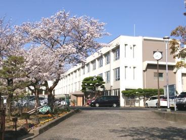 津山市立津山西中学校の画像1