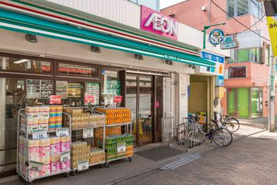 まいばすけっと下赤塚駅前の画像1