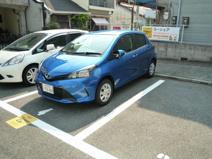 タイムズカープラス フロレスコ昭和町ステーション