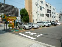リパーク阿倍野王子町駐車場