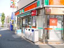 サンクス 南大塚3丁目店