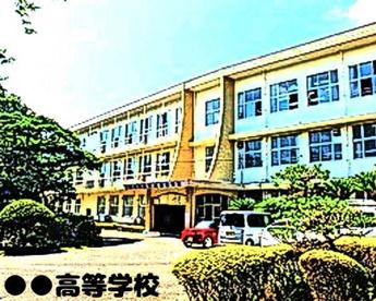 千葉県立千葉商業高等学校の画像1