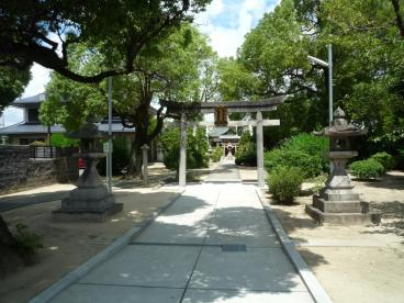 佐奈部神社の画像1