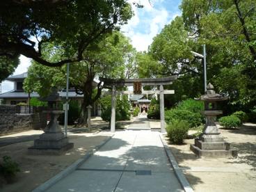 佐奈部神社の画像2