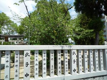 佐奈部神社の画像3