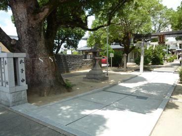 佐奈部神社の画像4