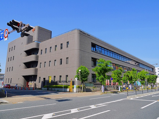 奈良中央郵便局の画像