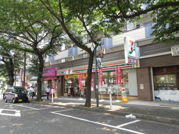 セブンイレブン川崎鷺沼中央店の画像1