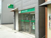 りそな銀行 西田辺駅前出張所