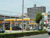 昭和シェル セルフ昭和通給油所