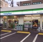 ファミリーマート・鵜の木多摩堤通り店の画像1