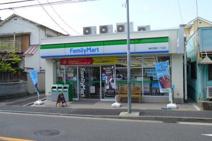 ファミリーマート横浜岡野二丁目店