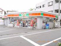 サンクス 豊島要町2丁目店