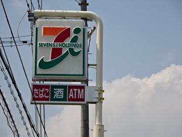 セブン−イレブン高槻芥川町店の画像1