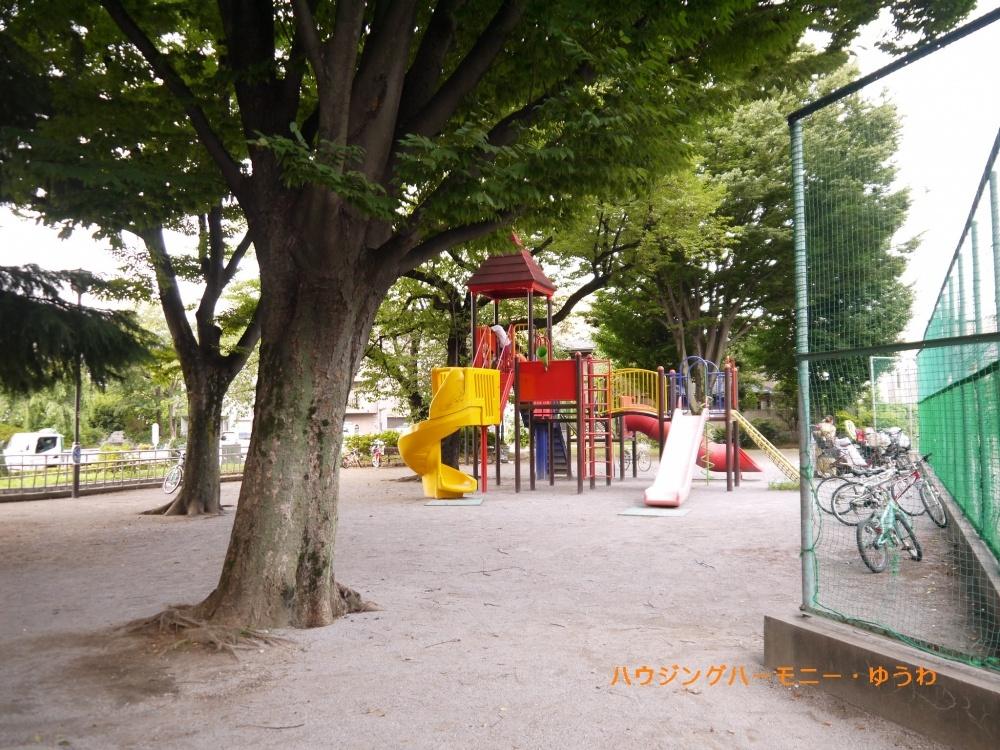 板橋区立 小豆沢公園 の画像