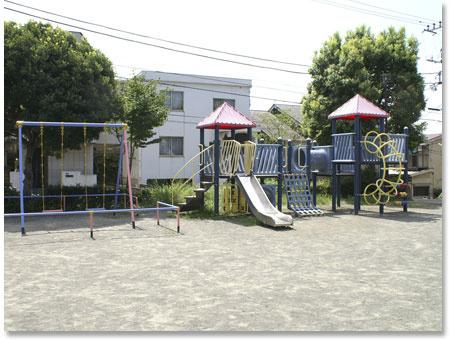 伊勢町もくせい公園の画像