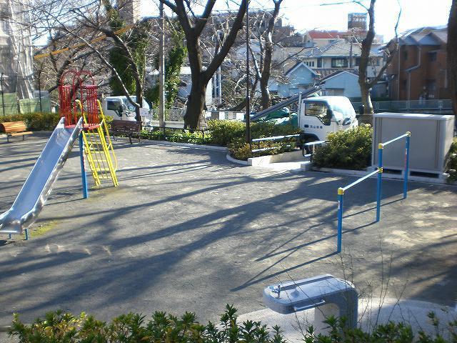 霞ケ丘公園の画像