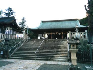 吉備津彦神社の画像2