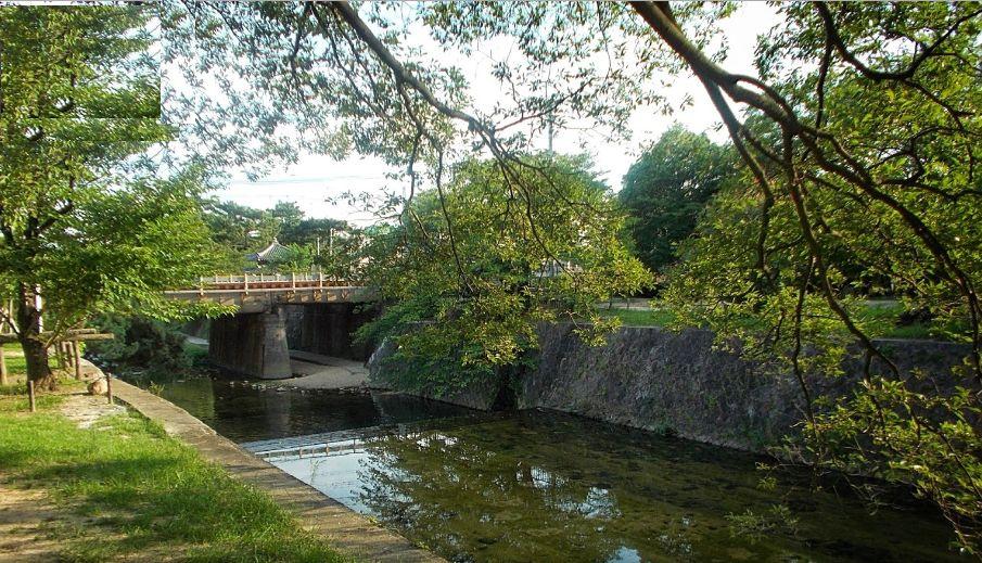 夙川河川敷公園の画像