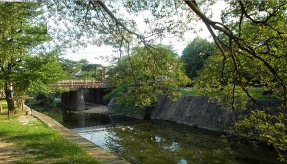 夙川河川敷公園の画像1