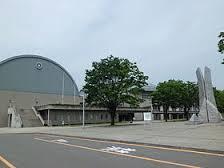 松本市総合体育館の画像1
