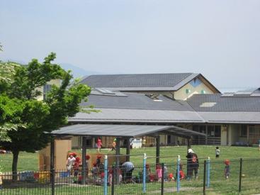伊那市上の原保育園の画像1