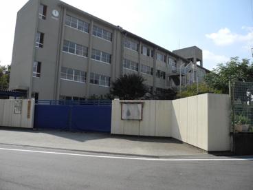 枚方市立蹉ダ中学校の画像1