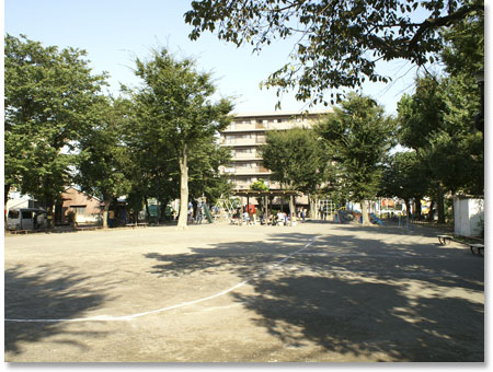 久保町公園の画像