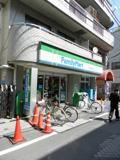 ファミリーマート 戸越銀座駅西店