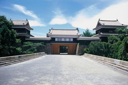 上田城跡公園の画像1