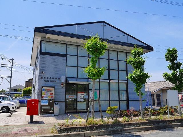 奈良青山郵便局の画像