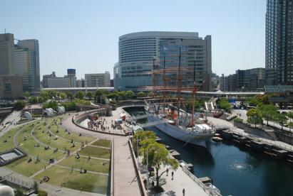 日本丸メモリアルパークの画像1
