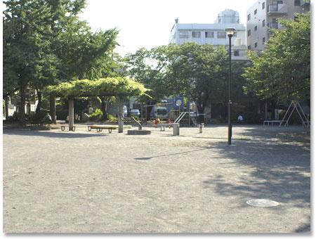 浜松町公園 の画像
