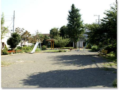 藤棚町二丁目公園 の画像