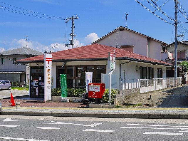 奈良朝日郵便局の画像