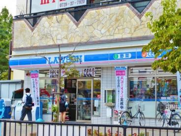 ローソン LP_高鷲駅前通の画像1