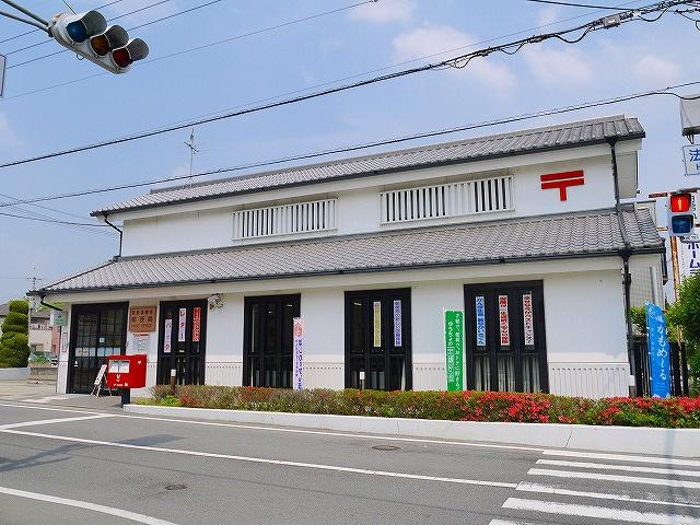 奈良法華寺郵便局の画像