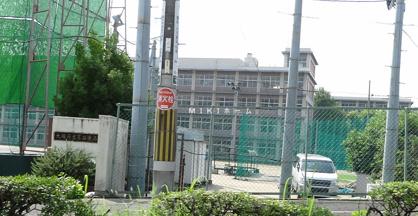 箕面東高等学校の画像1