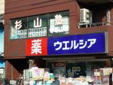 ウエルシア 住吉帝塚山東店