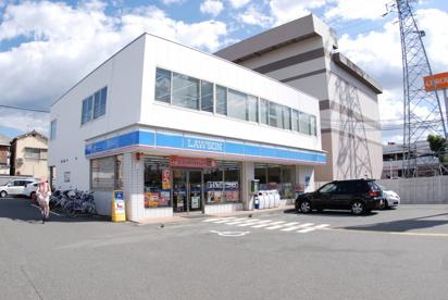 ローソン枚方南中振二丁目店の画像1