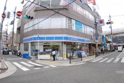 ローソン枚方岡東町店の画像1