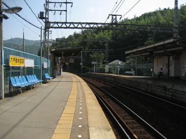 神戸電鉄「箕谷」駅の画像2