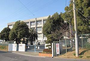 江井ヶ島中学校の画像1