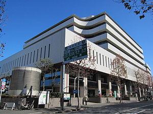 JCHO東京新宿メディカルセンターの画像1