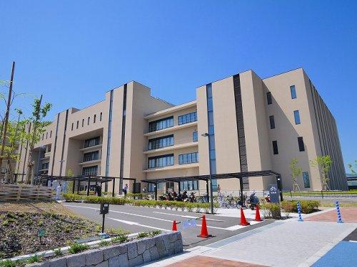 奈良県総合医療センターの画像