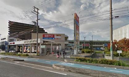西友上野芝店の画像1