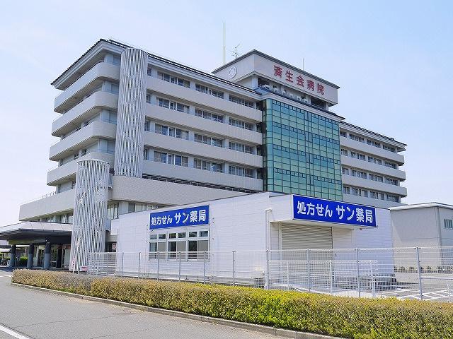 済生会奈良病院の画像